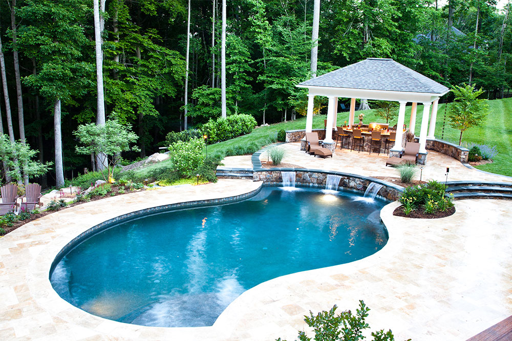 Custom pool so green canada toronto for Pool design virginia