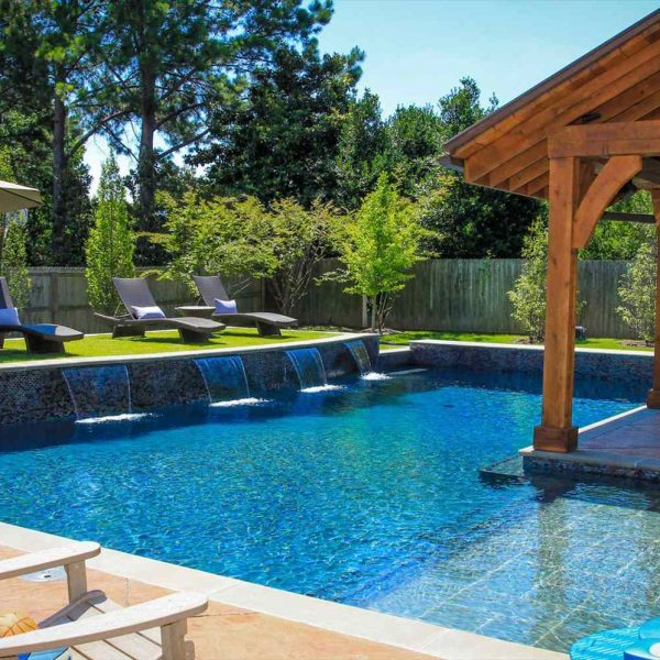 Custom pool so green canada toronto for Pool design company polen